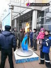 Обзор эстафеты Паралимпийского огня