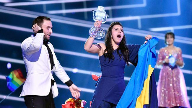 Песенный конкурс голос украины 2017
