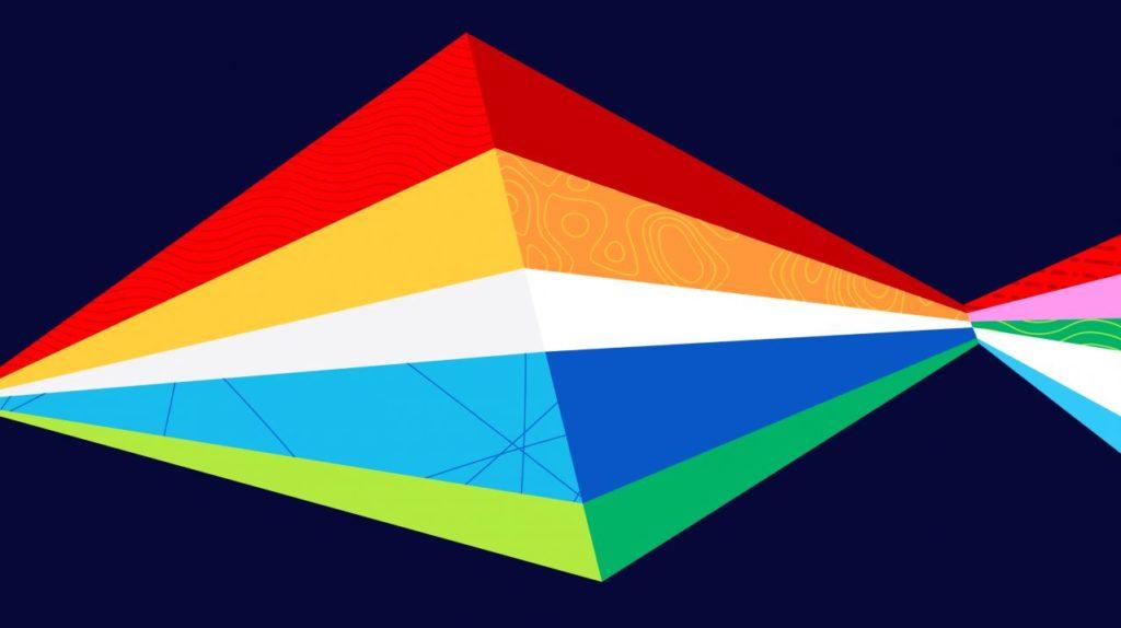 Представлен новый дизайн Евровидения 2021
